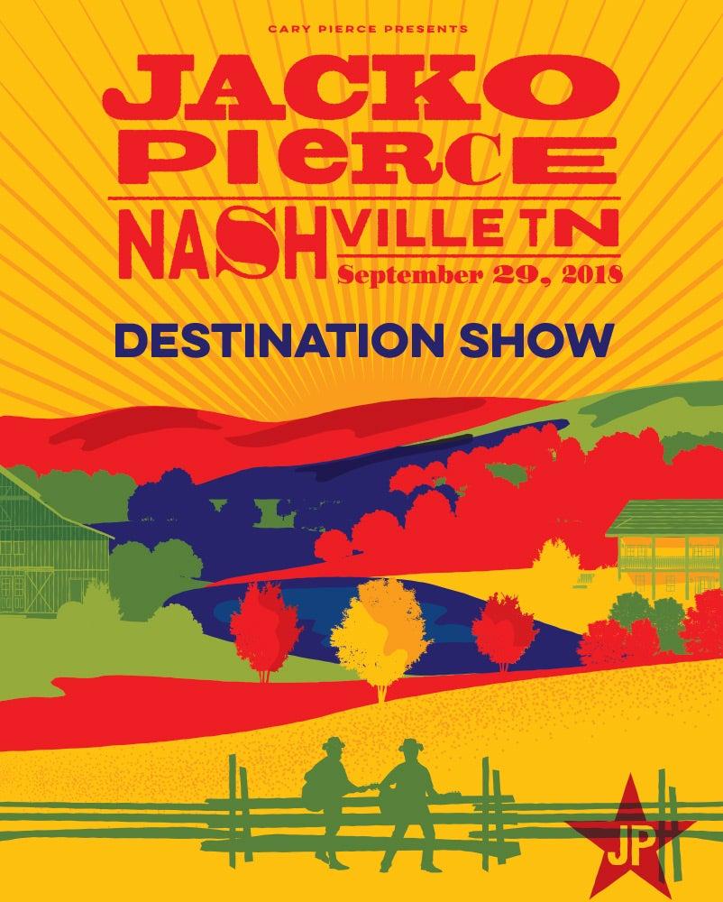 Image of Nashville Destination Show - September 29, 2018 - Destination Show Only