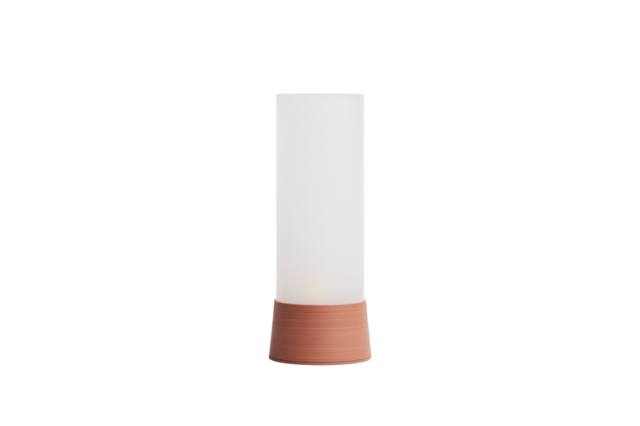 Image of NEW! Lantern.step - Terracotta