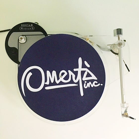 Image of Omerta Slipmat