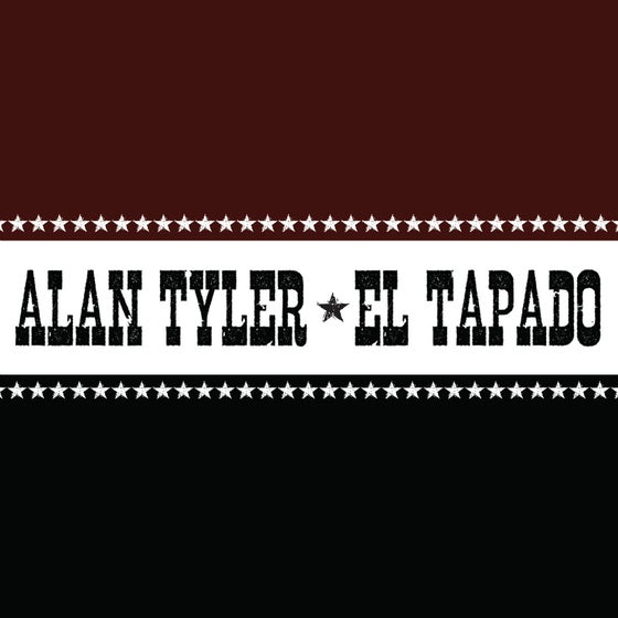 Image of Alan Tyler - El Tapado (CD-Gatefold Card Sleeve)