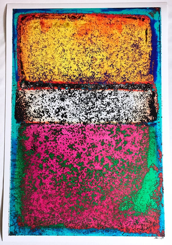 Image of Salted Rothko