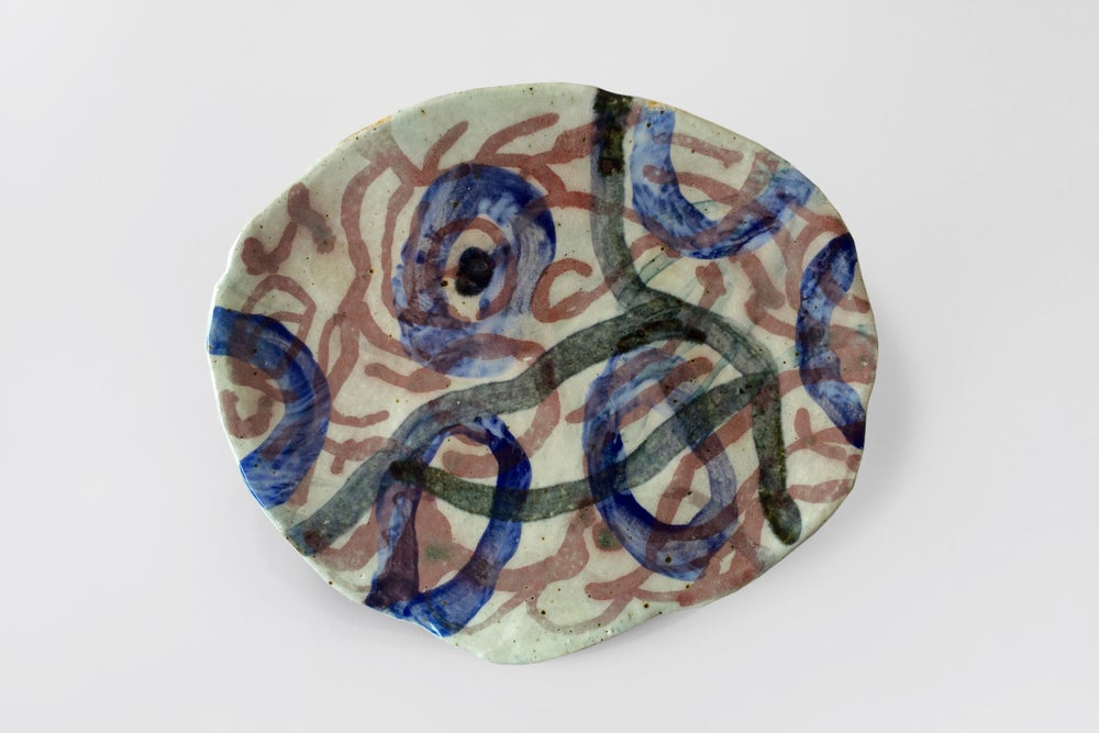 Image of Squiggle Plate