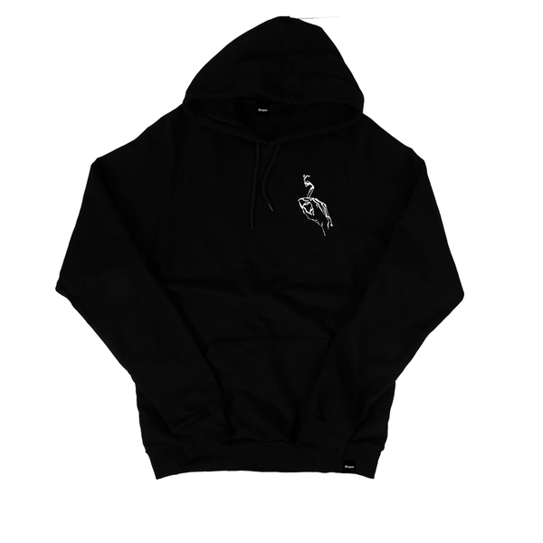 Image of EVIL THOUGHTS HOODIE