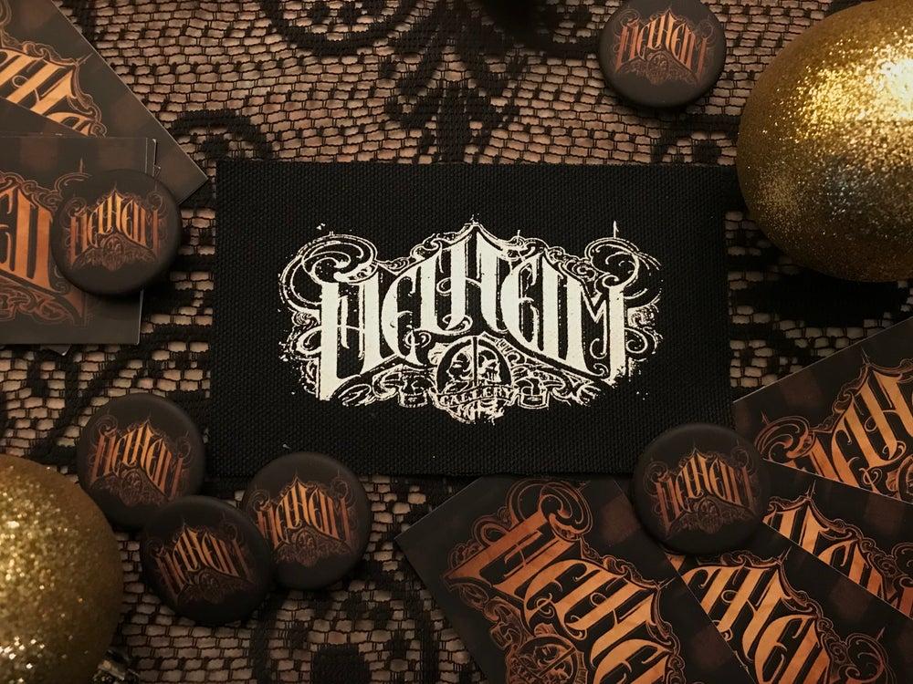 Image of Helheim Patches!