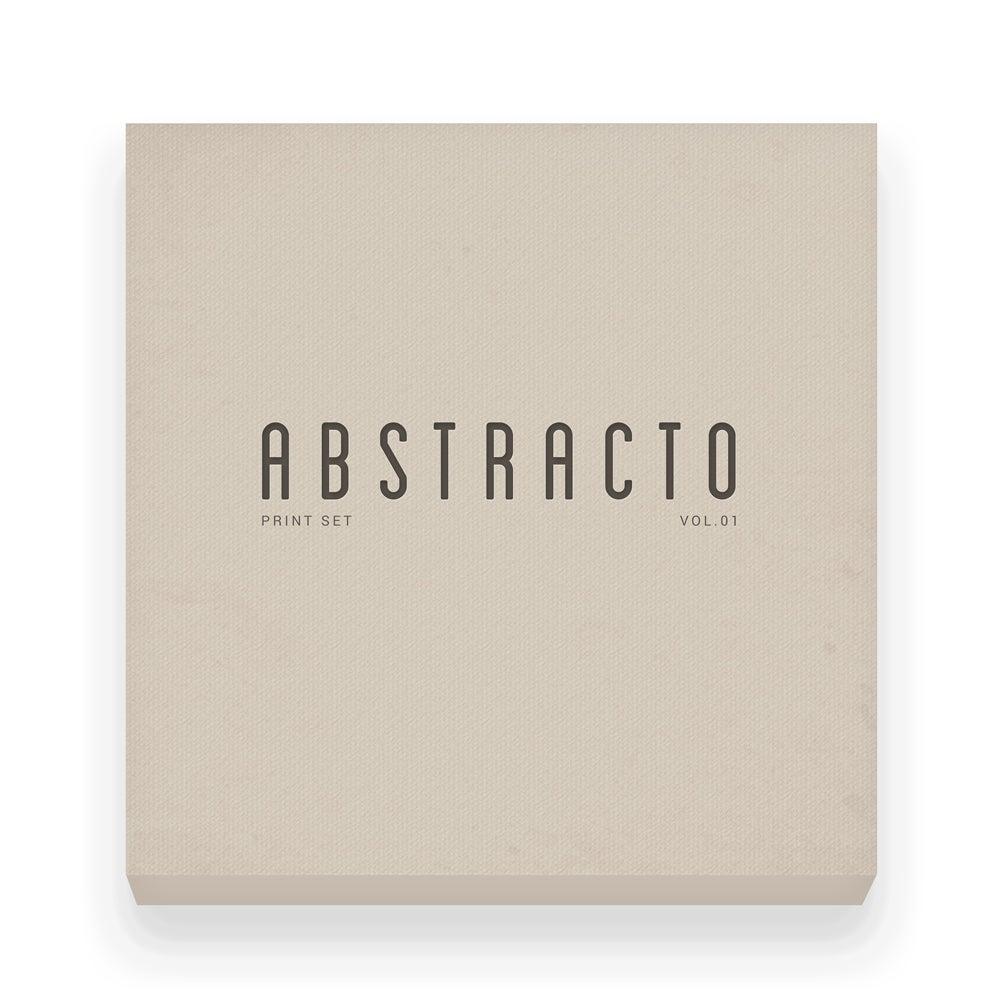 Image of Abstracto Print Set Vol. 01