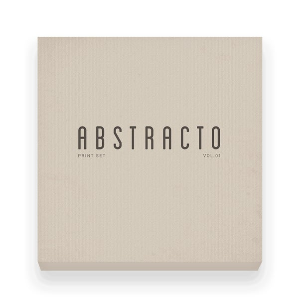 Image of Abstracto Print Set Vol. 01