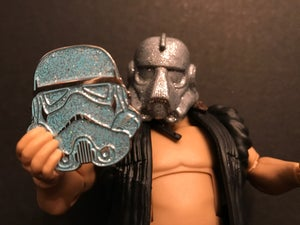 Image of Shockmaster Enamel Pin
