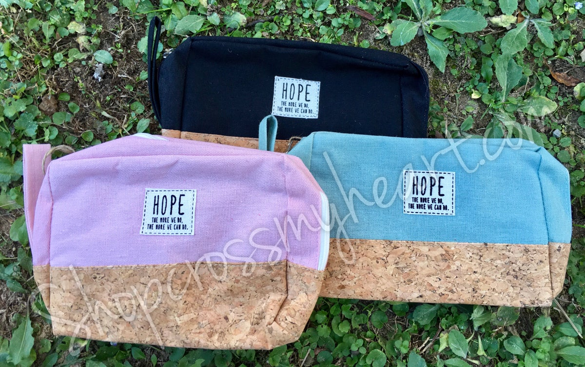 Image of Hope Makeup Bag