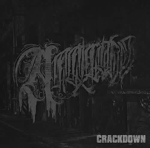 Image of Crackdown - Antitude CDEP Digipack
