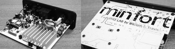 Image of MIN7 amplifier forAndrew