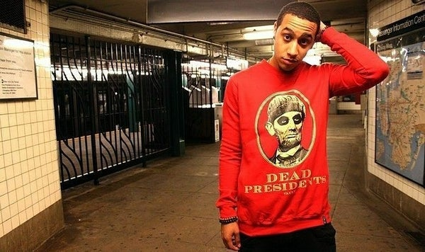 Image of DEAD PRESIDENTS CREW (RED)