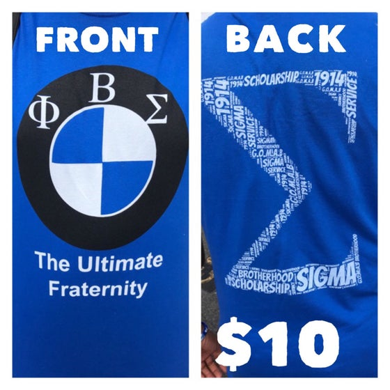 Image of Phi Beta Sigma Shirt
