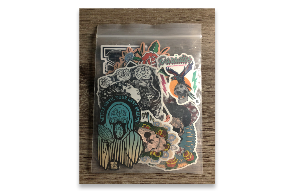 Image of FS STICKERS PACK