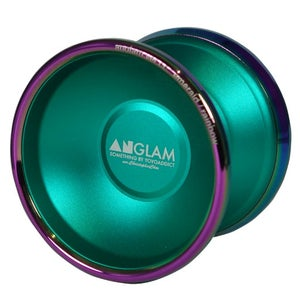 "Image of ANGLAM VER.CC  ""emerald / rainbow"""
