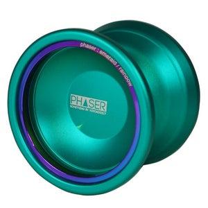 """Image of PHASER """"emerald / rainbow"""""""