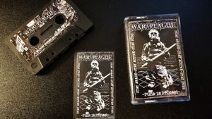 """Image of War//Plague Cassette """"A collection of songs about anger and protest"""""""