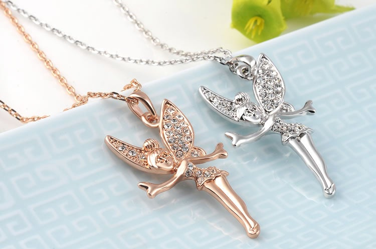 Image of FAIRY FAERY NECKLACE