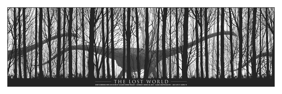 Image of The Lost World - only 2 available