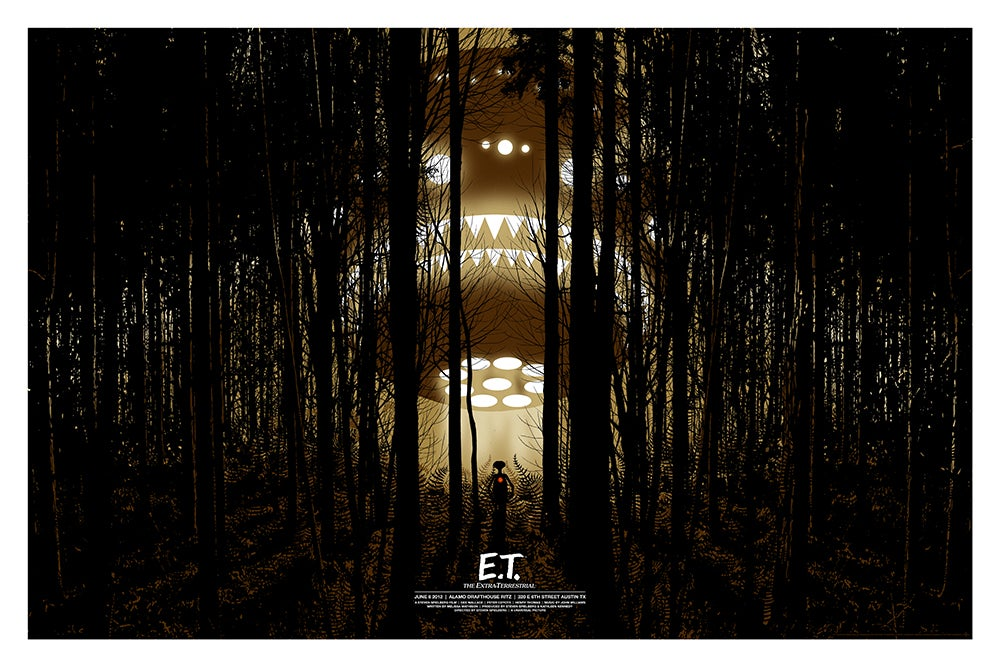 Image of E.T. - Variant - only 2 available