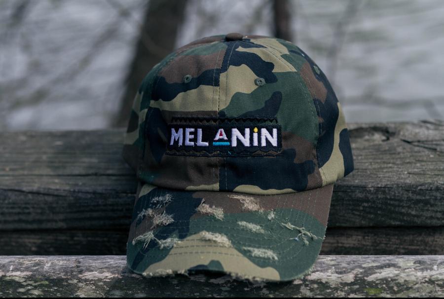 "Image of ""Martin"" Camo Melanin Hat"
