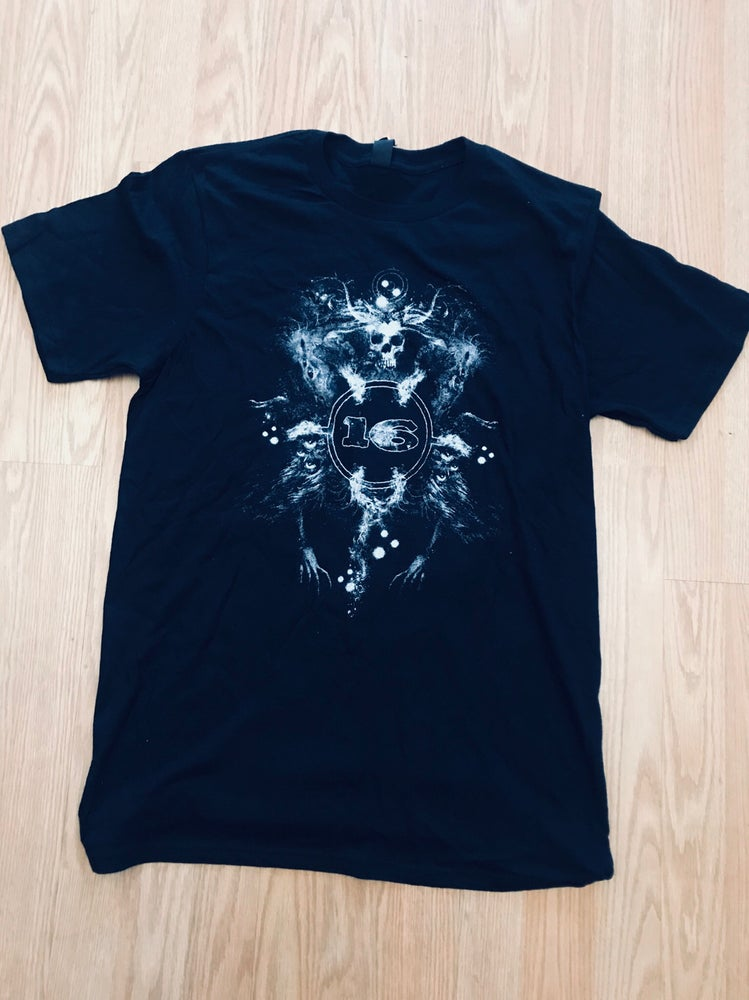 Image of -(16)- Demon Aneurysm T Shirt