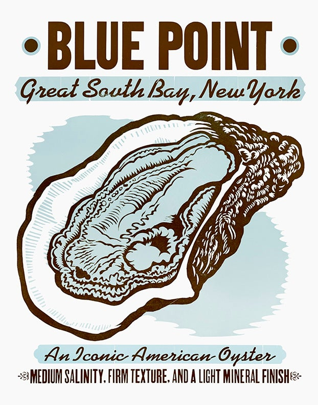 Image of Blue Point East Coast Oyster