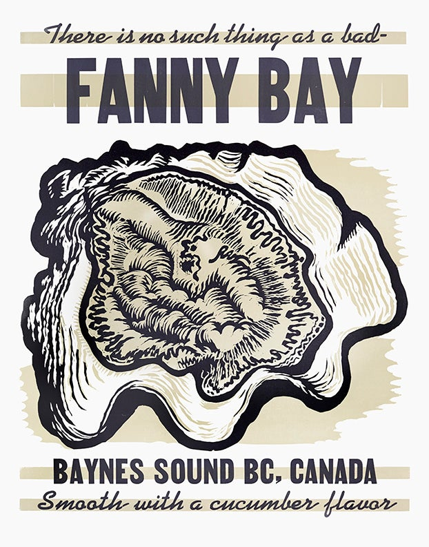 Image of Fanny Bay West Coast Oyster