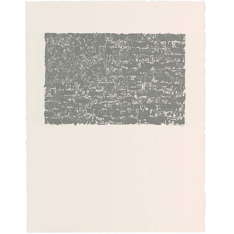 Image of Flag III, Jasper Johns