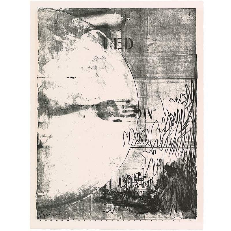 Hatteras, Jasper Johns