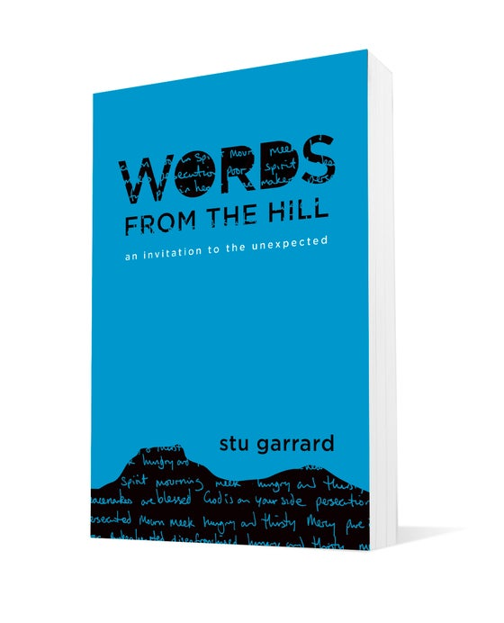 Image of Words From The Hill - Book