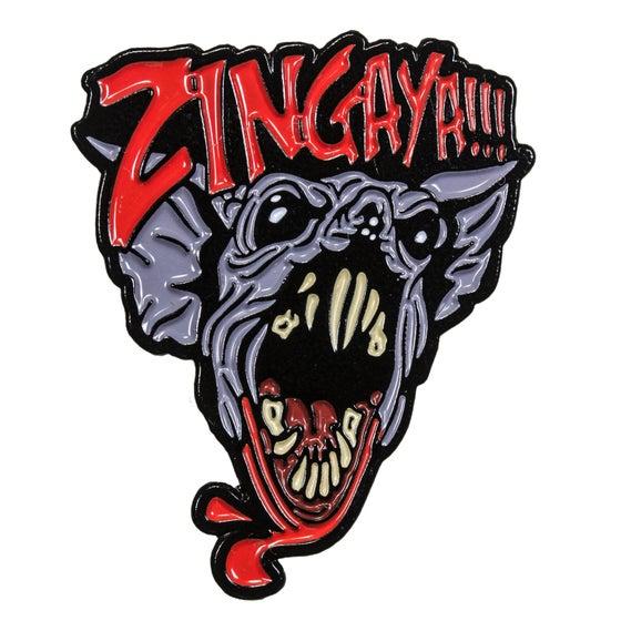 "Image of ""Zingaya"" Pin"