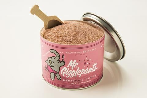 Image of Mr. Gigglepants Hibiscus Sugar