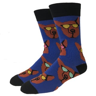 Image of Retro German Shepherd Socks