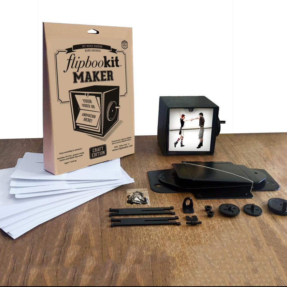 Image of FlipBooKit Maker (BLACK)