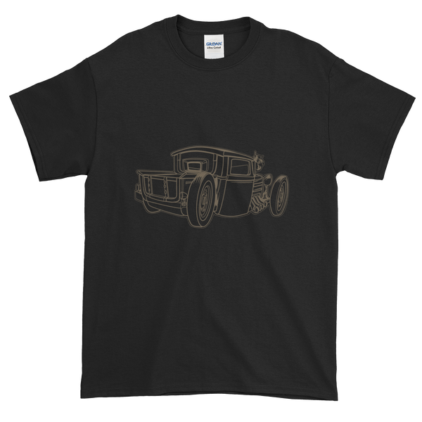 Image of Custom Pickup Tshirt - 6 oz. Ultra Cotton