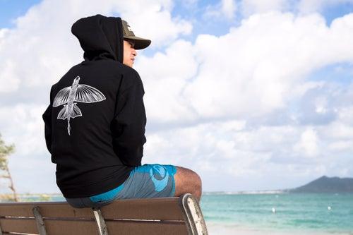 Image of Puakea Hooded Sweatshirt