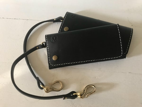 Image of Witness Co. Black Magic Wallet