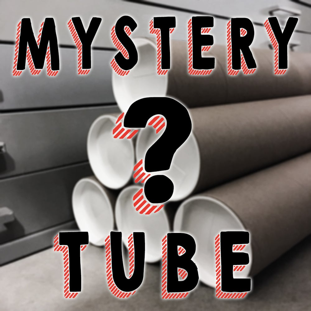 Image of F4D Mystery Tube