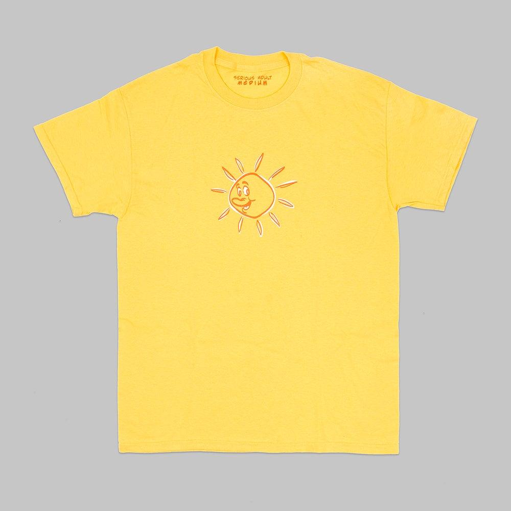 Image of 'Big Yellow' Tee shirt