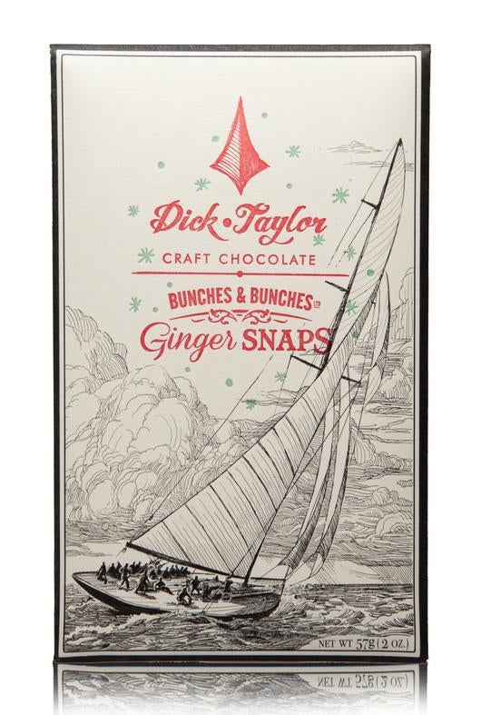 Image of Dick Taylor Craft Chocolate Snaps Bar
