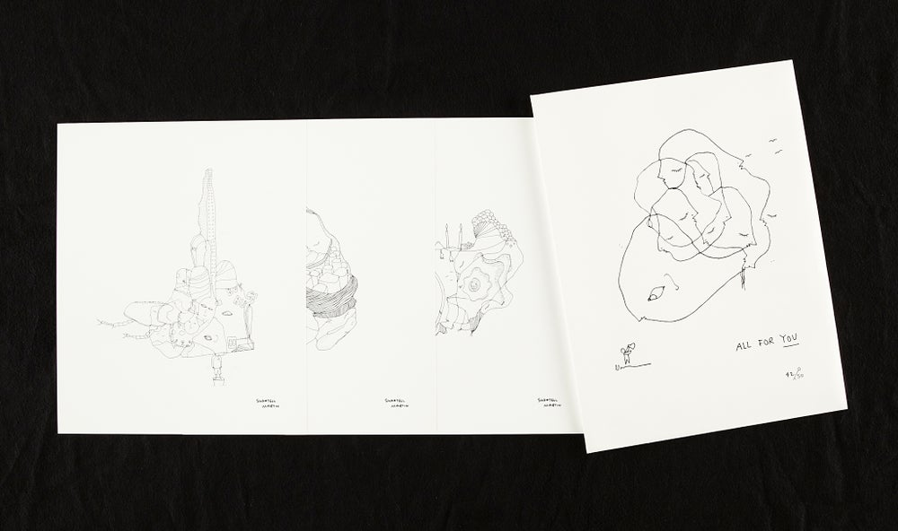 Image of Collection of Ten drawings