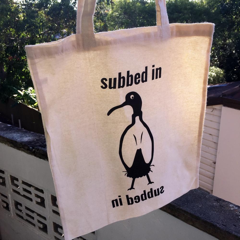 Image of Ibis Tote Bag