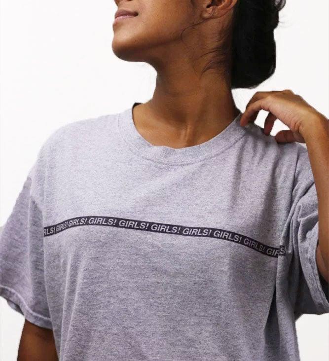 Image of GIRLS! Grey Shirt