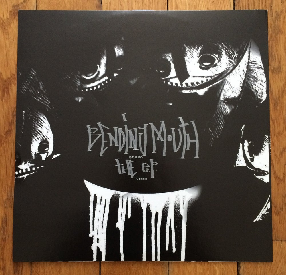 Image of BENDING MOUTH - THE EP