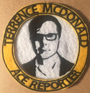 Image of Terrence McD patch