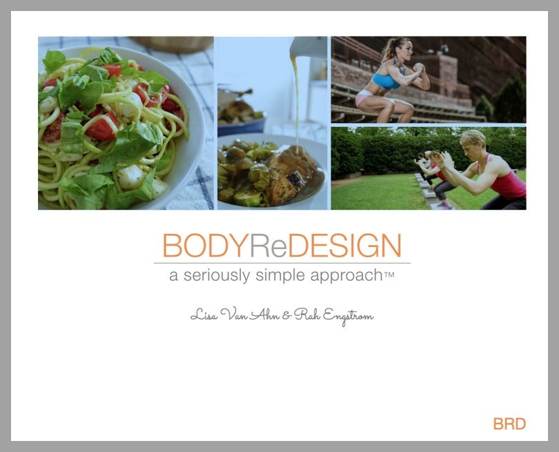 Image of BODYReDESIGN ONLINE - Simply Love Your Body