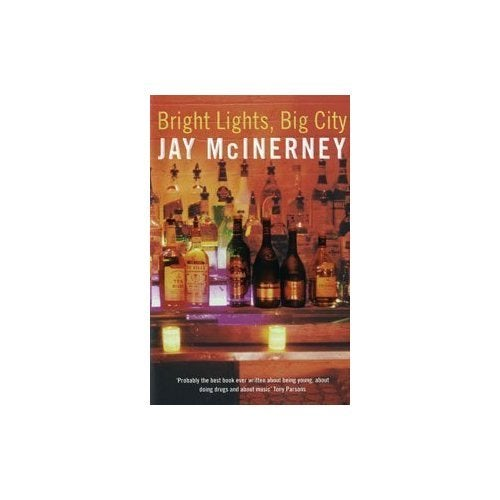 the coma baby in the novel bright lights big city by jay mcinerney You are the coma baby the novel bright lights, big city by jay mcinerney relates the tale of a young man working for a prominent newspaper in manhattan by day, while visiting many bars and.