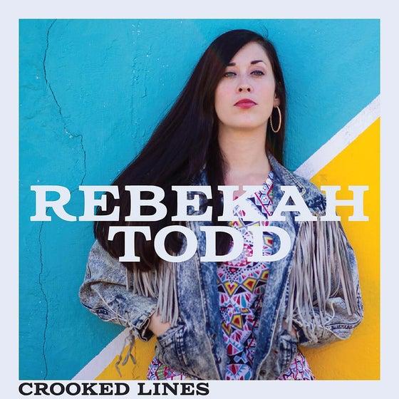 Image of Crooked Lines- Album