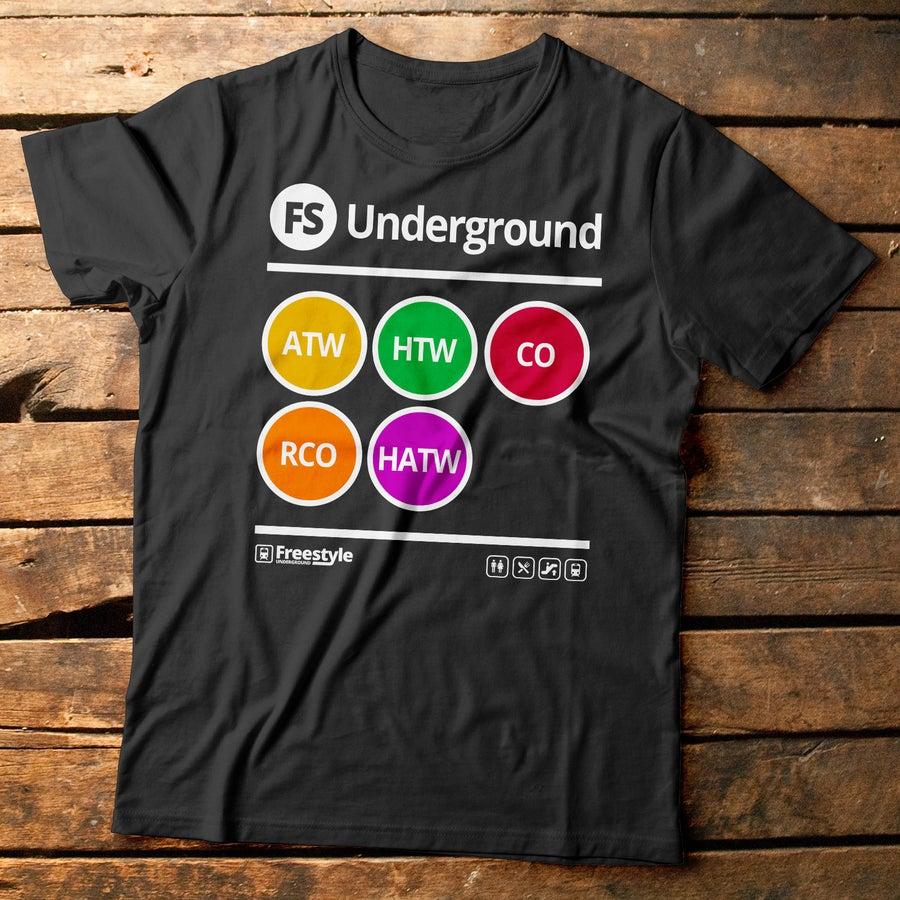 Image of Freestyle Underground