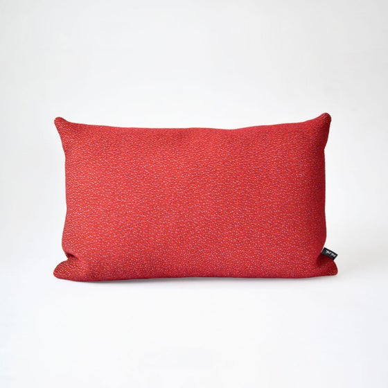 Image of NEW! Sprinkles cushion cover - RED (2 sizes avaialble)